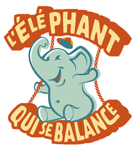 LELEPHANT Logo